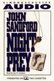 Night Prey (Lucas Davenport, Bk 6) (Audio Cassette) (Abridged)