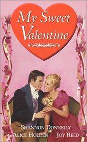 My Sweet Valentine (Zebra Regency Romance)