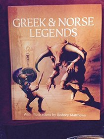 Usborne Book of Greek and Norse Legends (Myths  Legends)