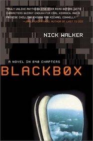 BLACKBOX : A Novel in 840 Chapters