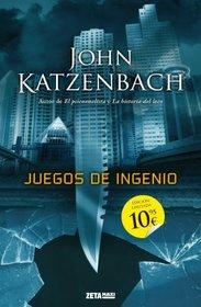 JUEGOS DE INGENIO (Spanish Edition)