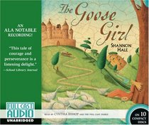 The Goose Girl: CD Binder
