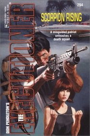 Scorpion Rising (Executioner, No 294)