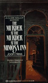 The Murder at The Murder at the Mimosa Inn (Claire Malloy, Bk 2)