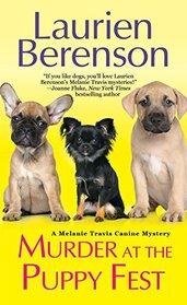 Murder at the Puppy Fest (Melanie Travis, Bk 20)