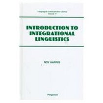 Introduction to Integrational Linguistics