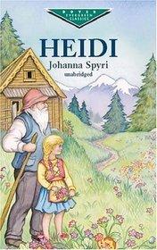 Heidi- Illustrated Classics