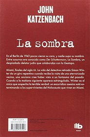 La sombra / The Shadow Man (Spanish Edition)