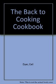 The back to cooking cookbook