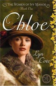 Chloe (Women of Ivy Manor, Bk 1)