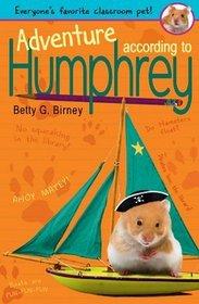 Adventure According to Humphrey (According to Humphrey, Bk 5)