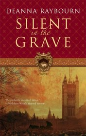 Silent In The Grave (Lady Julia Grey, Bk 1)