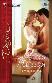 Forbidden Passion (Silhouette Desire, No 1642)