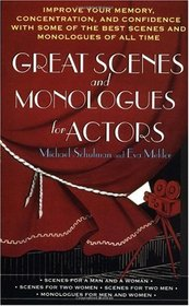 Great Scenes and Monologues for Actors