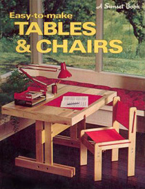 Easy to Make Tables and Chairs