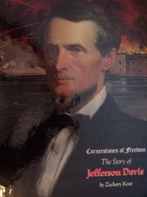 Jefferson Davis (Cornerstones of Freedom)