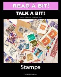 Read a Bit! Talk a Bit!: Stamps