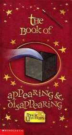 The Book of Appearing & Disappearing (Magic University)