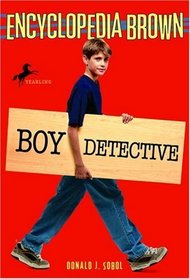 Encyclopedia Brown, Boy Detective (Encyclopedia Brown, Bk 1)