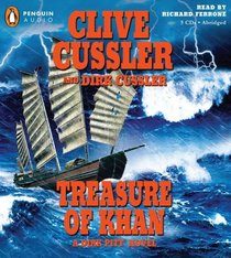 Treasure of Khan (Dirk Pitt, Bk 19) (Audio CD) (Abridged)