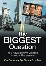 The Biggest Question: You have always wanted to know the answer