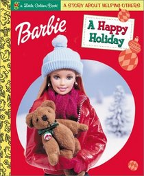 A Happy Holiday (Little Golden Book)