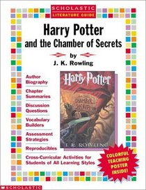 Literature Guide: Harry Potter and the Chamber of Secrets (Grades 4-8)