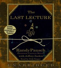The Last Lecture (Audio CD) (Unabridged)