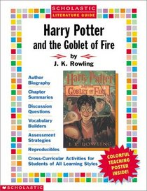 Harry Potter Literature Guide: Goblet of Fire