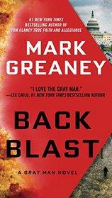 Back Blast (Gray Man, Bk 5)