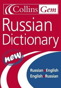 Collins Gem Russian, 3e (Collins Gem)