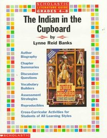 Literature Guide: The Indian in the Cupboard (Grades 4-8)