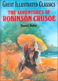 Adventures of  Robinson Crusoe- Illustrated Classics
