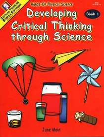 Developing Critical Thinking Through Science