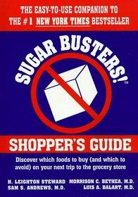Sugar Busters! Shopper's Guide