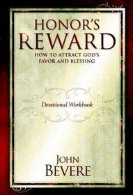 Honor's Reward Devotional Workbook
