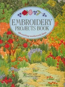 Embroidery Projects Book