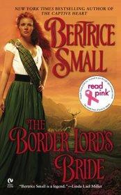 The Border Lord's Bride (Border Chronicles, Bk 2)