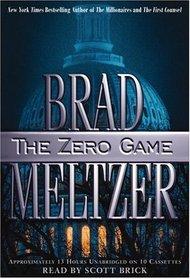 The Zero Game (Audio Cassette) (Unabridged)