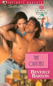 The Outcast (Protectors, Bk 3) (Silhouette Intimate Moments, No 614)