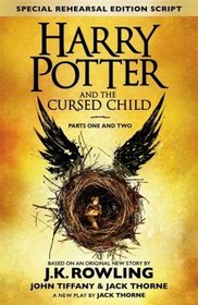 Harry Potter and the Cursed Child - Parts I and II (English)(Hardcover)