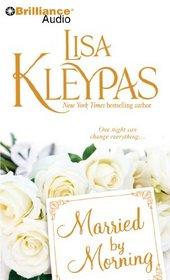 Married by Morning (Hathaways, Bk 4) (Audio CD) (Abridged)