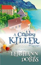 A Crabby Killer (Mooseamuck Island, Bk 2)