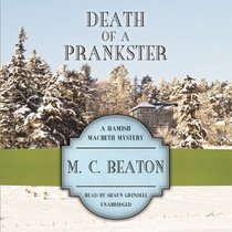 Death of a Prankster (Hamish Macbeth Mysteries, Book 7)