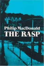 The Rasp (Anthony Gethryn, Bk 1)