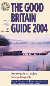 Good Britain Guide (The Good Guides)
