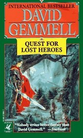 Quest for Lost Heroes (Drenai Tales, Book 3)