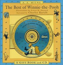 The Best of Winnie-the-Pooh (A Gift Book and CD)