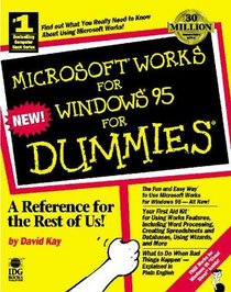 Microsoft Works for Windows 95 for Dummies