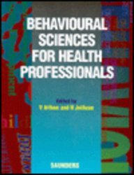 Behavioural Science for Health Care Professionals
